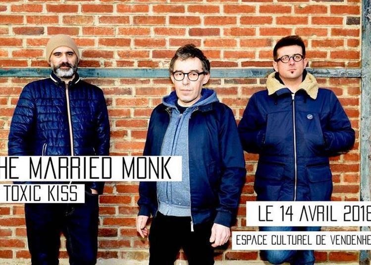 The Married Monk [rock] et Toxic Kiss [pop punk] à Vendenheim