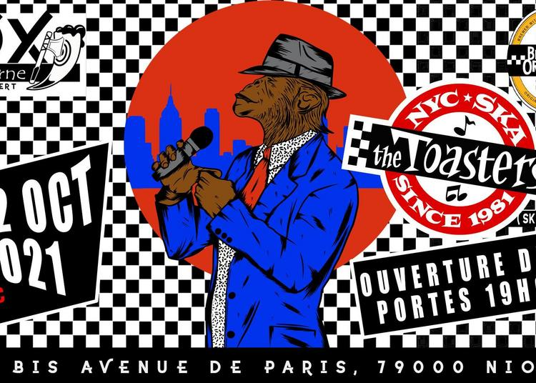 Concert : The Toasters et Beer Beer Orchestra à Niort