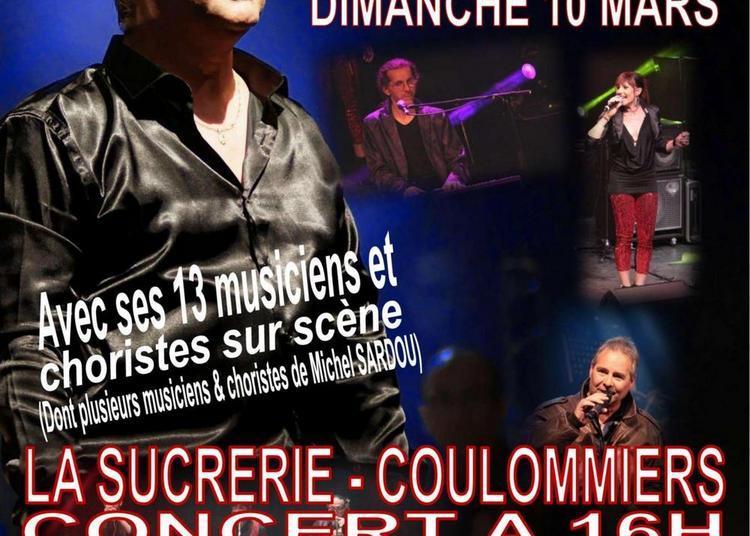 Concert tribute Michel Sardou