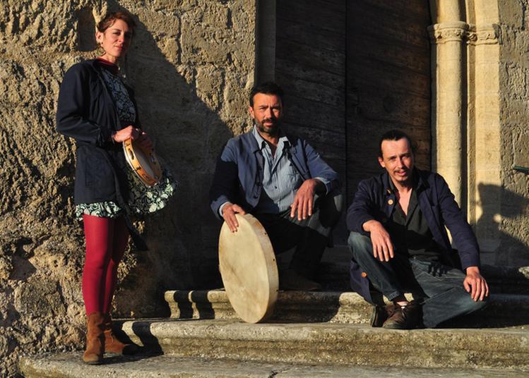 Concert Trio Tant Que Li Siam à Toulouse