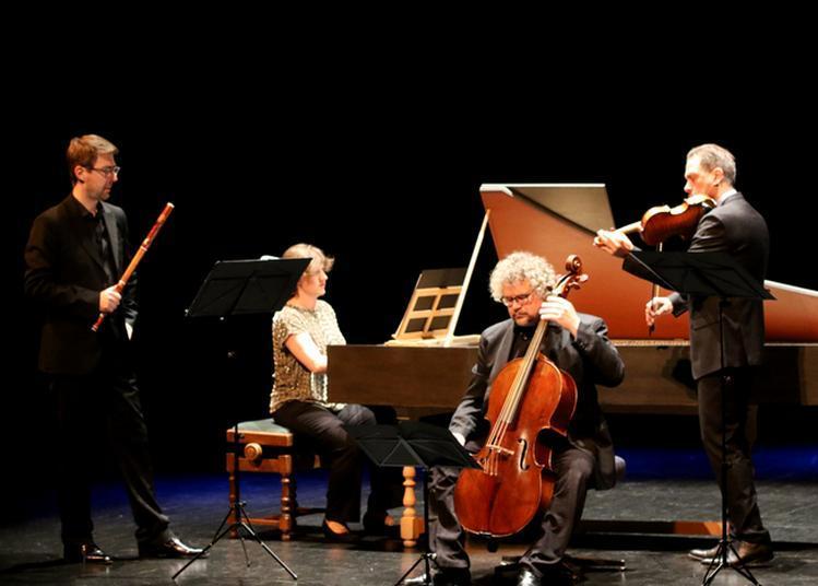 Concert : Un Concert Au Café De Monsieur Zimmermann à Aix en Provence