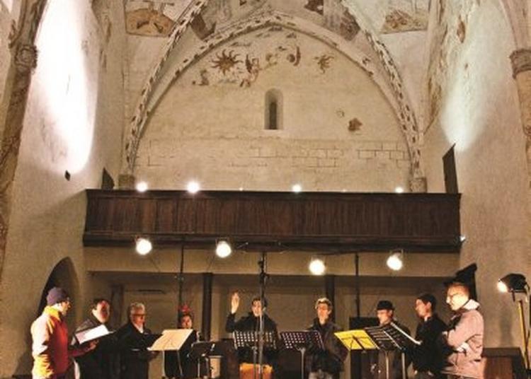 Concert Via Lusitania De Scandicus à Saint Lizier