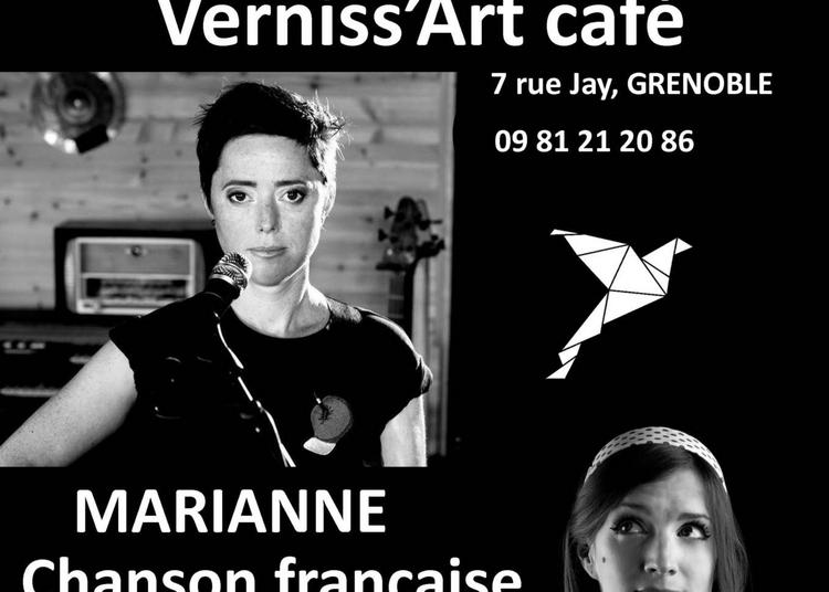 Concert Marianne et Caroline à Grenoble