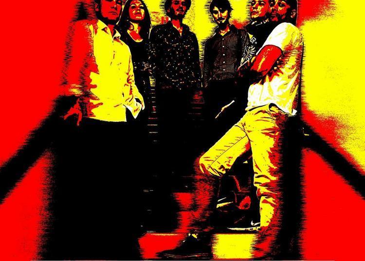 Concert : Wentone (Funky Soul) à Nantes