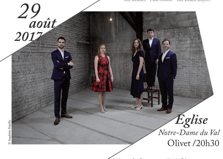 Concert What's in a Name ? à Olivet