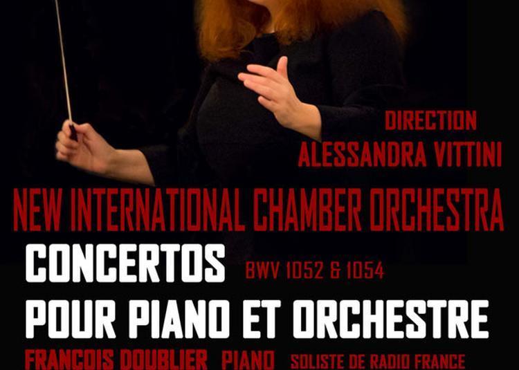 Concerti Piano Et Orchestre De Bach à Cannes