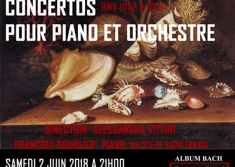 Concerti Piano Et Orchestre De Bach à Paris 4ème