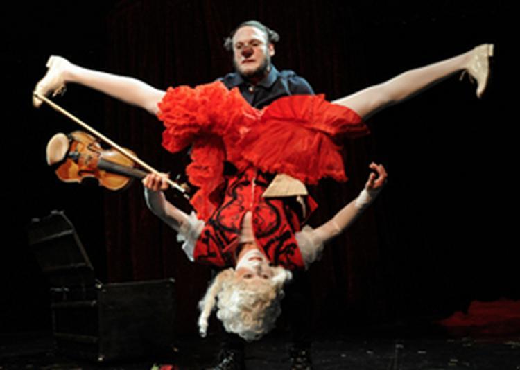 Concerto Pour Deux Clowns à Langon
