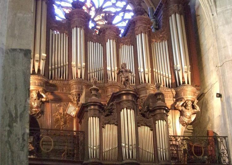 Concerts à La Cathédrale Saint-maclou à Pontoise