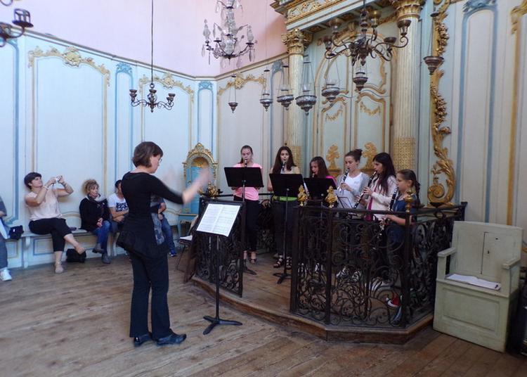 Concerts à La Synagogue à Cavaillon