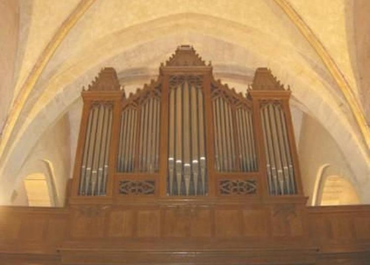 Concerts D'orgue à L'église Saint-pierre à Liverdun