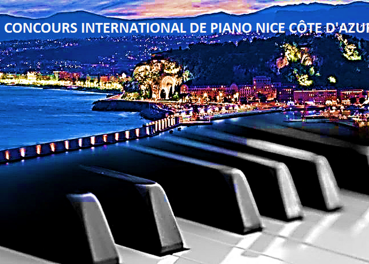 Concours International De Piano Nice Côte D'azur 2021