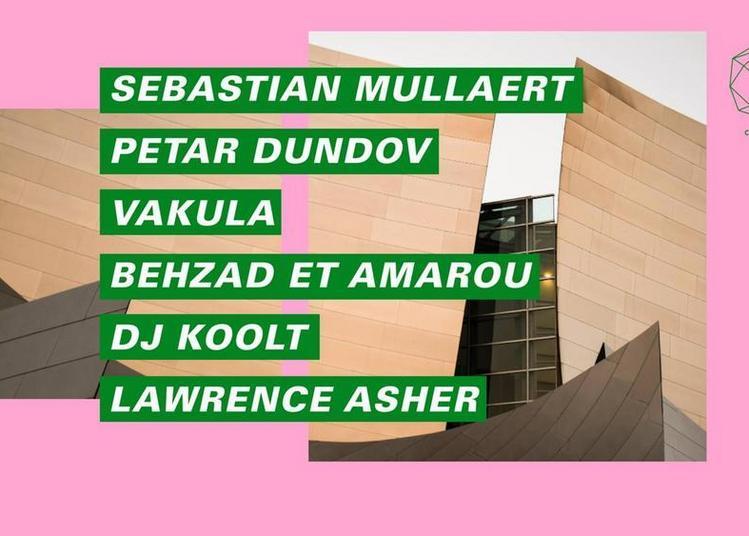Concrete: Sebastian Mullaert, Petar Dundov, Vakula, Dj Koolt à Paris 12ème