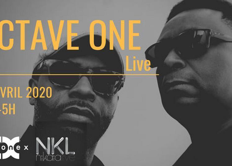 Conex :: Octave One (live), & More à Nice