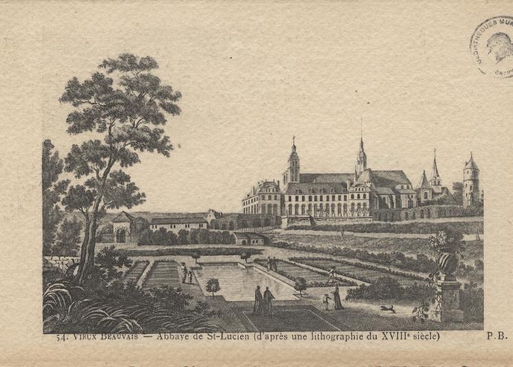 Conférence à Beauvais