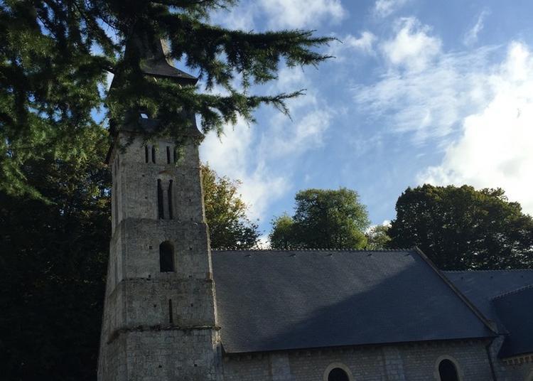 Conférence À L'église à Saint Andre d'Hebertot