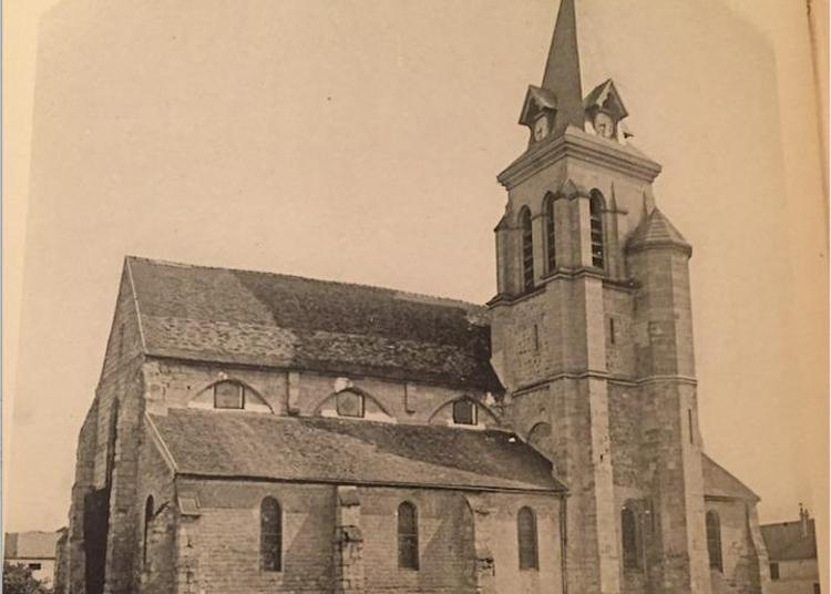 Conférence à L'église Saint-baudile De Neuilly-sur-marne à Neuilly sur Marne
