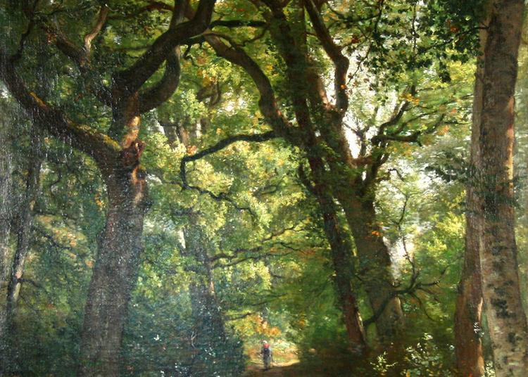 Conférence  D'arras à Barbizon. Corot, Dutilleux Et Leurs Amis Arrageois En Forêt De Fontainebleau à Arras