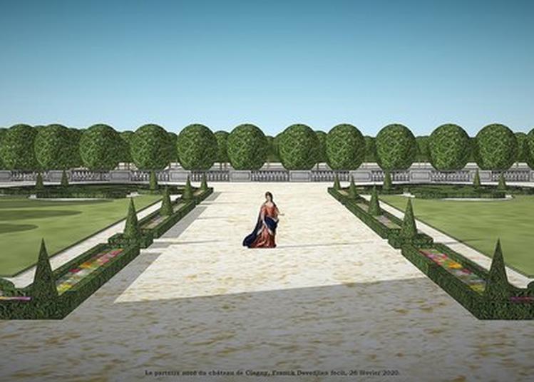Conférence De Franck Devedjian : Le Château Et Les Jardins Disparus De Clagny à Versailles
