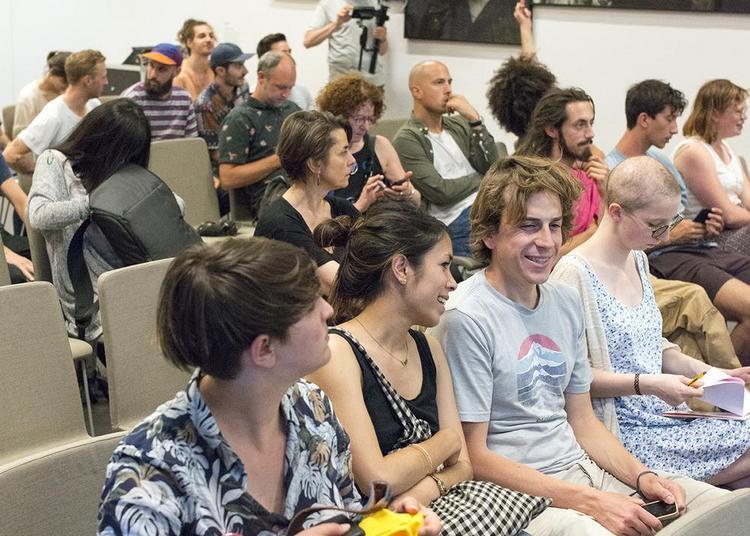 Conférence de sensibilisation à l'art contemporain #3 à Besancon