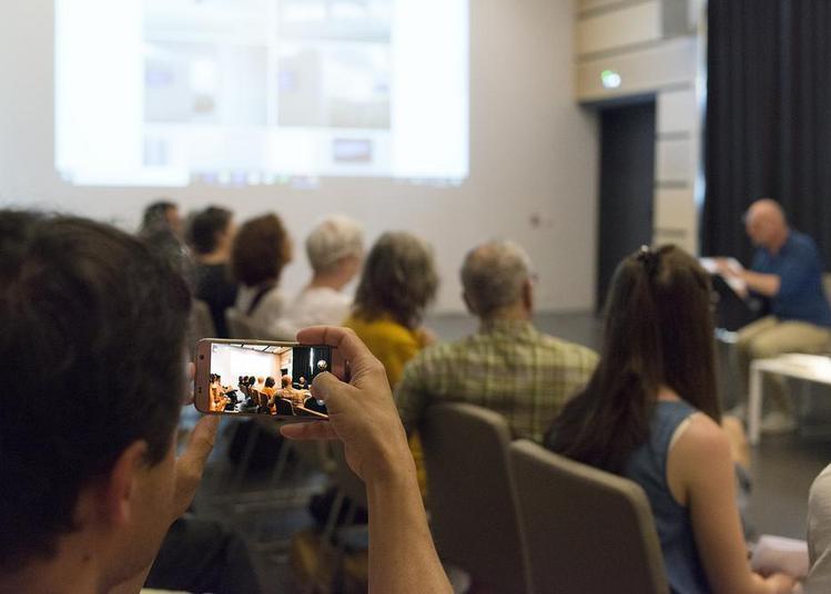 Conférence de sensibilisation à l'art contemporain #6 à Besancon