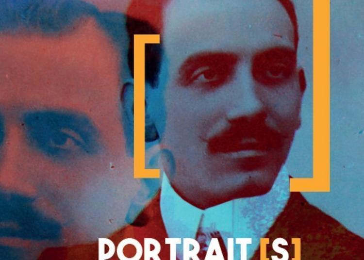 Conférence Dédicace - Lancement Du Catalogue D'exposition Portrait(s) D'apt à Apt