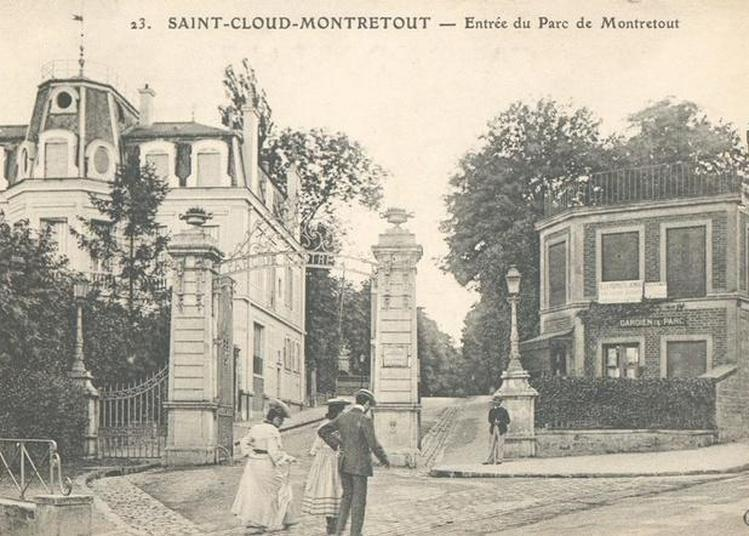 Conférence-dédicace Par Chantal Lot De Son Livre Les Dessous De Montretout à Saint Cloud