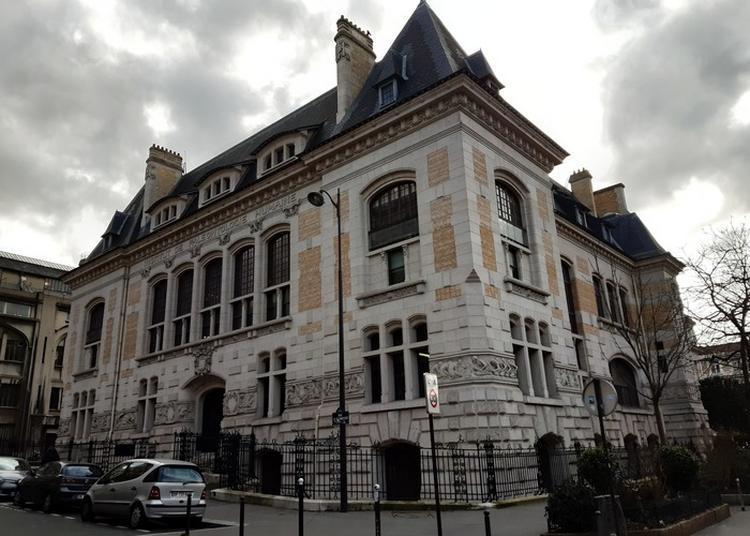 Conférence Et Visite Guidée De L'institut De Paléontologie Humaine à Paris 13ème