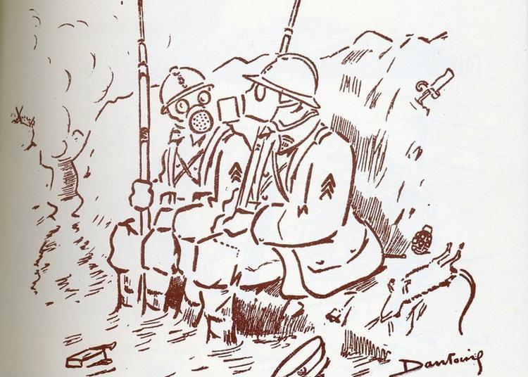 Conférence Grande Guerre Et Petits Dessins... à Beziers