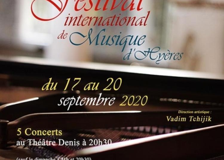 Conférence Henri Vieuxtemps, La Vie D'un Virtuose à Hyeres