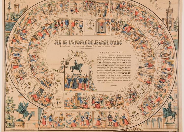 Conférence : Jeanne D'arc Dans Les Jeux à Orléans