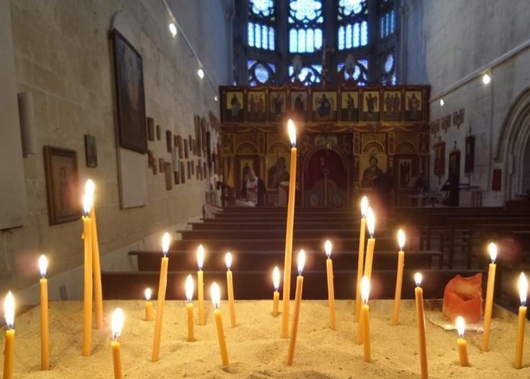 Conférence L'Église Orthodoxe, L'espace Liturgique à Montpellier