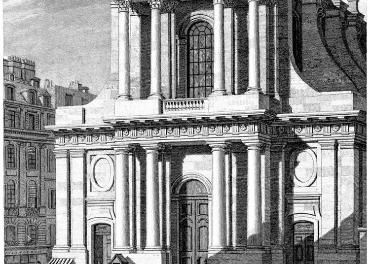 Conférence : L'oratoire, De Napoléon Au Protestantisme Libéral, Par Laurence Tardy, Historienne Enseignante à L'ecole Du Louvre à Paris 1er