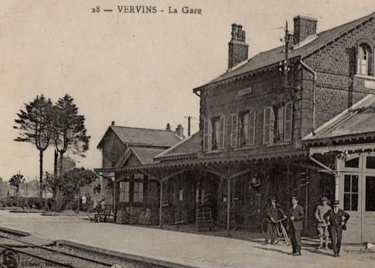 Conférence La Gare De Vervins