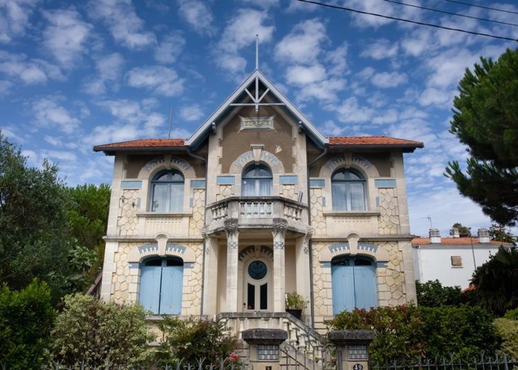 Conférence Les Bains De Mer Et L'architecture Balnéaire à Royan
