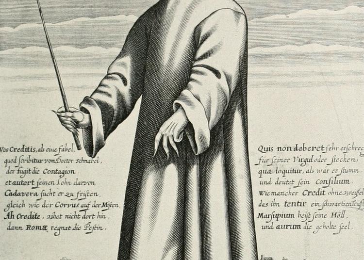 Conférence « Vivre Au Temps De La Peste : Toulouse En 1628 »