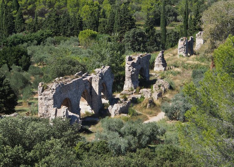 Conférence : Les Aqueducs Et La Meunerie De Barbegal Et Les Fouilles De La Période Romaine à Fontvieille
