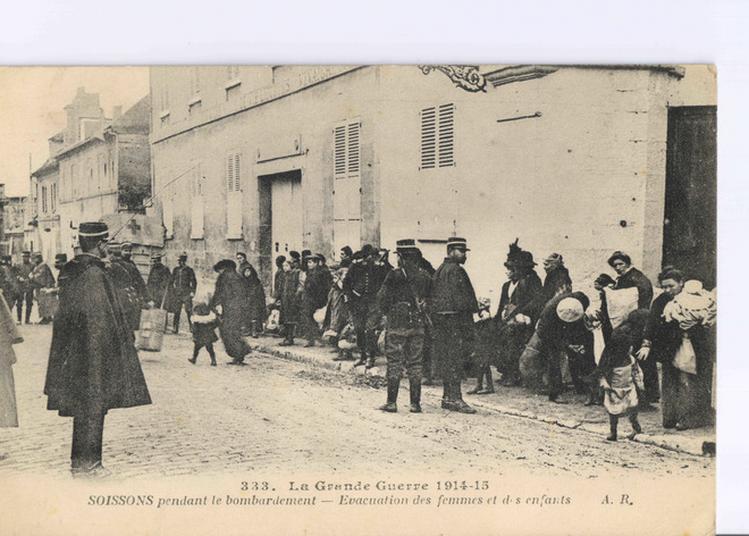Conférence Les Enfants De Soissons Pendant La Grande Guerre