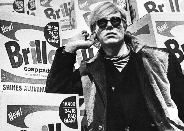 Conférence : Les Stars Du Pop Art Warhol Mais Pas Que... à Baud