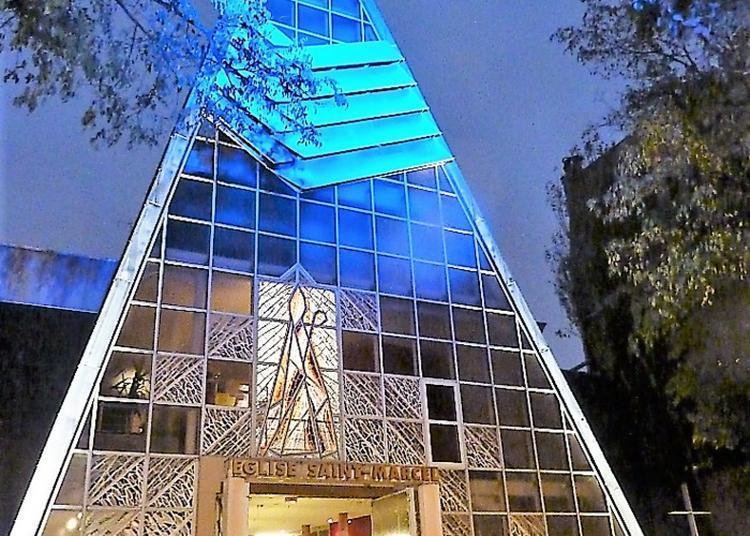 Conférence Musicale Sur Saint Marcel Un Saint, Un Quartier, Une église à Paris 13ème