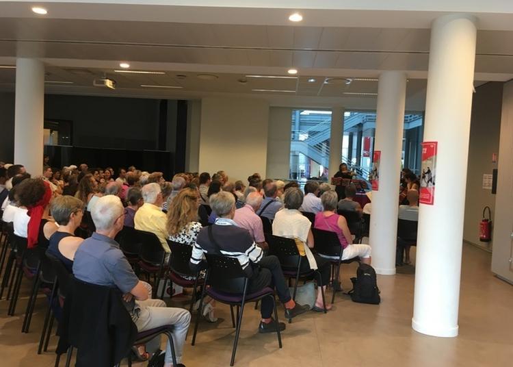 Conférence  Musiques, Territoires, Interculturalités , Festival Music'ly à Lyon