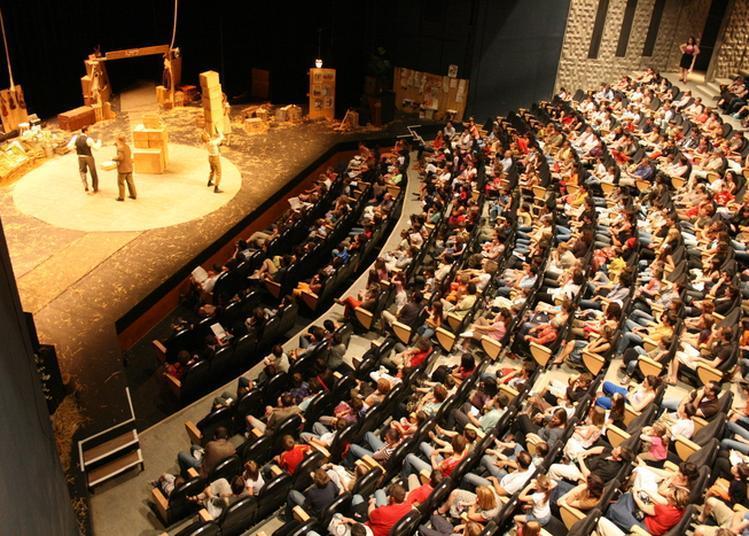 Conférence Odyssud Et L'architecture Des Lieux De Spectacle à Blagnac