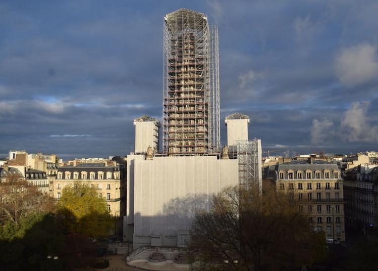 Conférence Restaurer En Hauteur : L'église De La Trinité à Paris 4ème