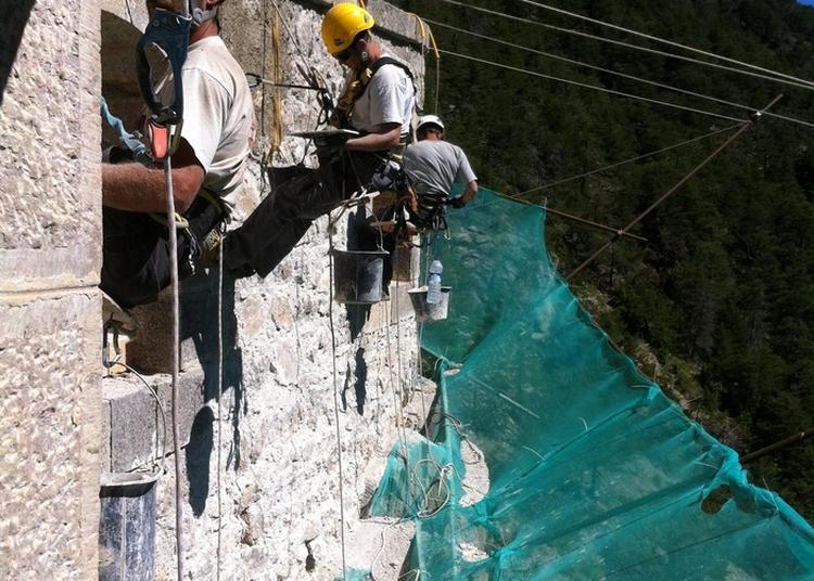 Conférence Restaurer Le Patrimoine Dans Les Hautes-alpes. Actualités Et Perspectives à Montmaur