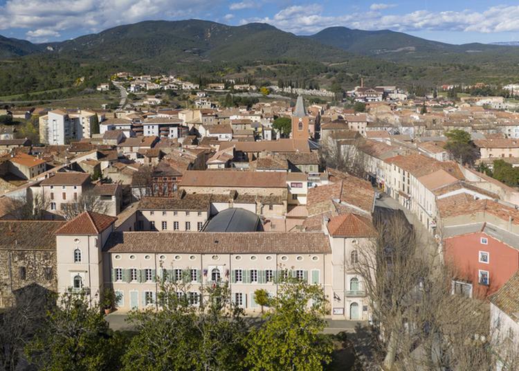 Conférence Saint-chinian : De L'abbaye à La Mairie à Saint Chinian