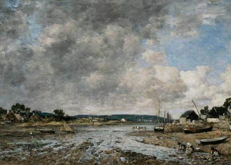 Conférence Sur Eugène Boudin Et Ses Peintures - Le Faou