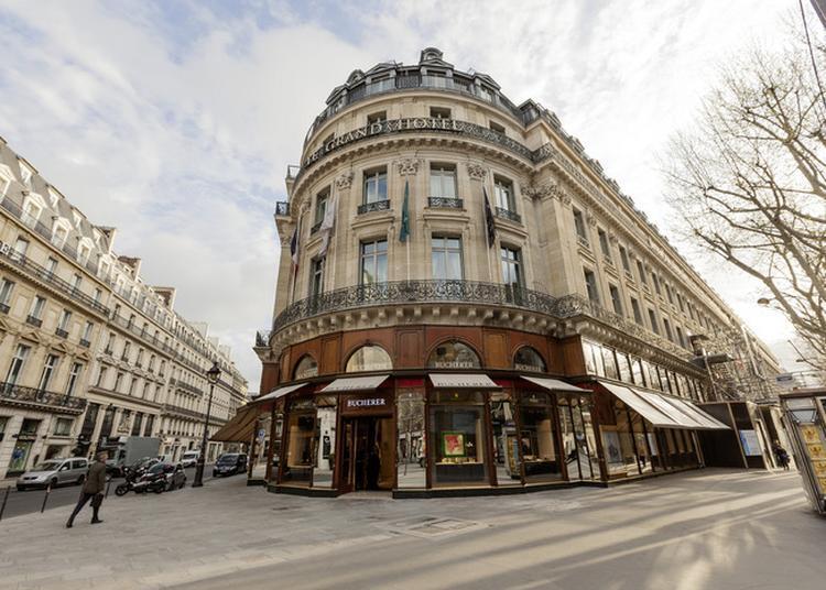 Conférence Sur L'histoire De Lçhorlogerie à Paris 9ème