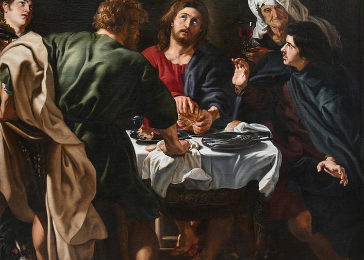 Conférence Sur La Restauration D'un Tableau De Rubens à L'hôtel D'albret à Paris 4ème