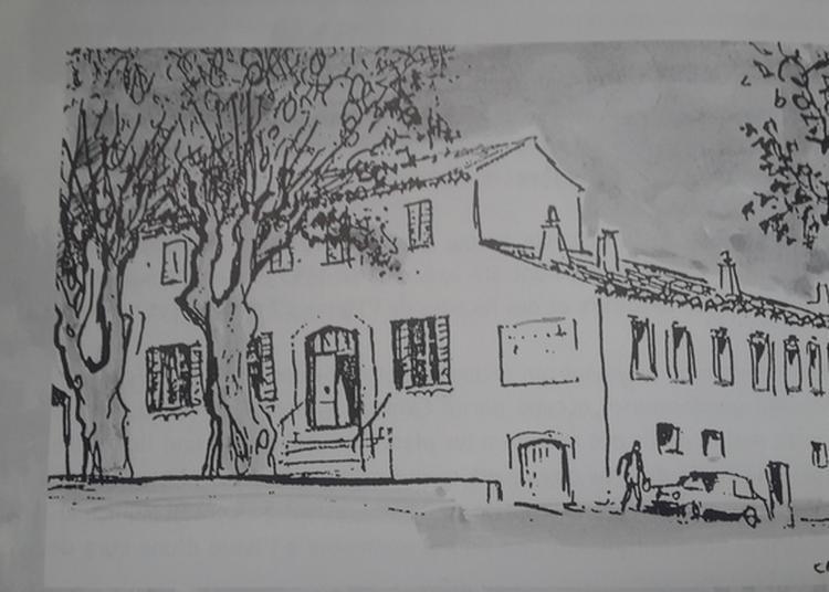 Conférence Sur  « Paul Cèze », Artiste Peintre à Carnoules
