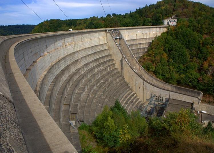Conférence Sur Les Barrages Hydroélectriques En Limousin : Bort-les-orgues, Pièce Maitresse De L'aménagement De La Vallée De Dordogne à Bort les Orgues